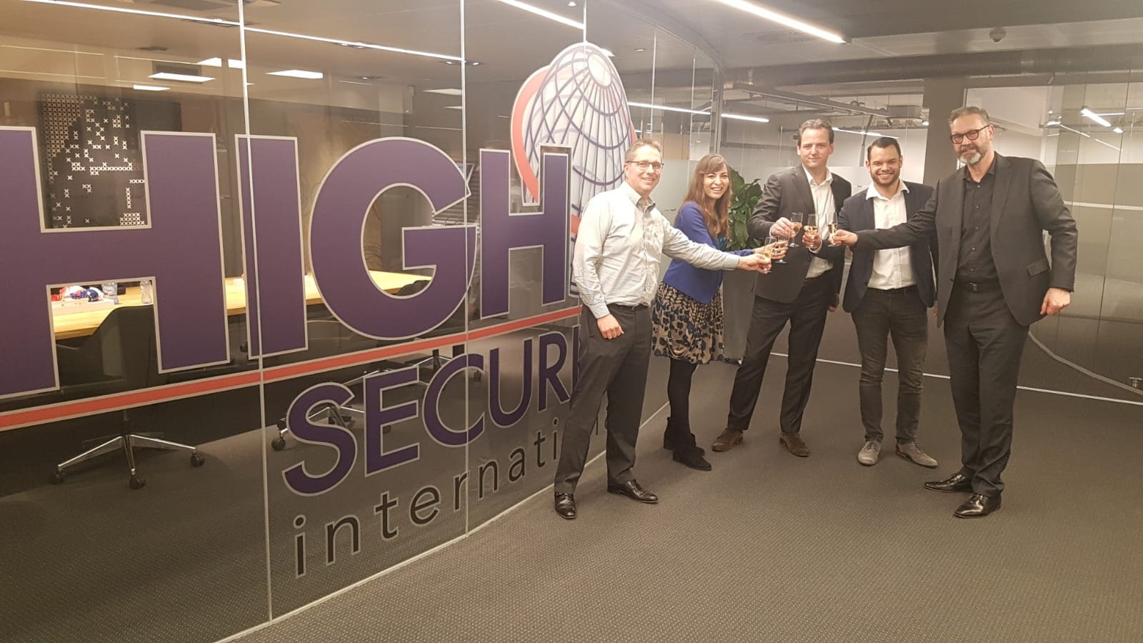 High Security International
