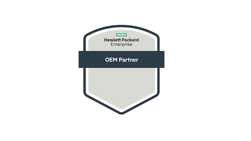 H&R Business IT Solutions is HPE OEM Integrator afbeelding